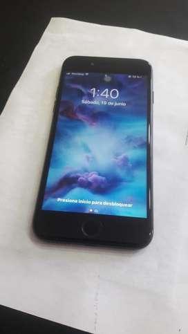 SE VENDE IPHONE 7 DE 32GB NEGRO