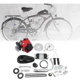 Kit De Motor 4 Tiempos 53 Centímetros Cúbicos Para Bicicleta