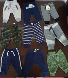 Ropa Carters. Gerber y Fisher prices