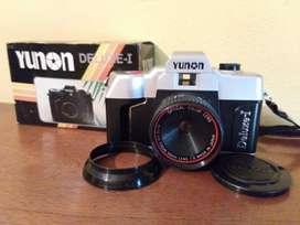 Cámara fotográfica Yunon Usada