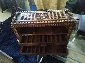 Cigarrera antigua colonial siglo xv