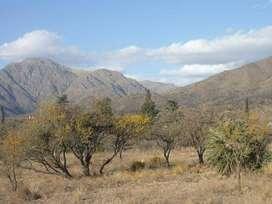 Terreno con mejoras Capilla del Monte