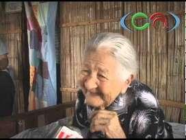 se nesecita persona para cuidado de anciana.