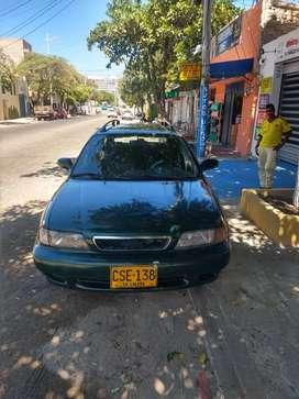 Vendo Chevrolet Esteem SW automática