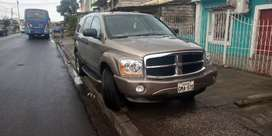 Dodge durango full flamante