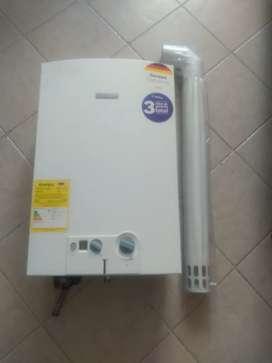 Calentador Bosch 16 litros tiro forzado