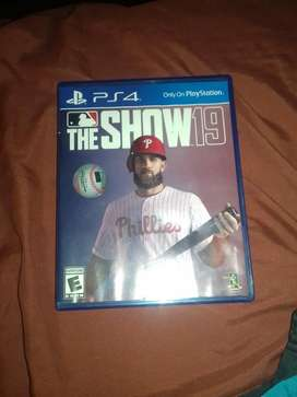 Mlb the show 2019 ps4