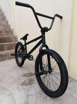 Bicicleta Bmx pro color negro
