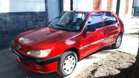 Peugeot 306 1999 c/gnc