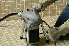 Servicio y alquiler de sonda electrica/ plomeros profesionales