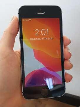Vendo Iphone 5SE Negro