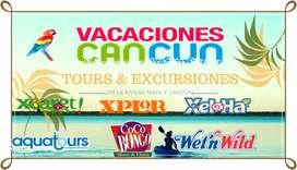 VENTA DE TOURS Y EXCURSIONES A CANCUN BARATO