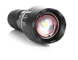 Linterna Luz LED XML T6, lúmenes 800-980, Batería 18650.