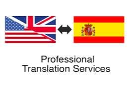 Se hacen traducciones de todo tipo de texto Ingles-Español y Español-Ingles