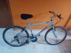 Vendo bicicleta Mountain Bike rodado 26 excelente precio!