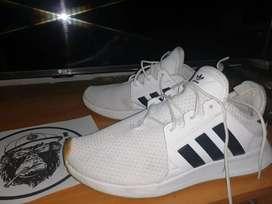 Zapatos adidas talla 42 usados
