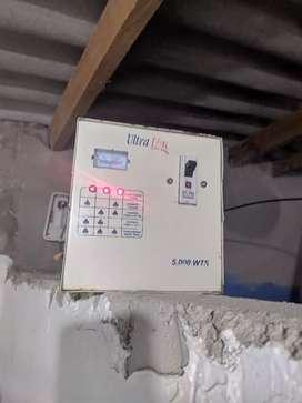 Elevador de Voltage 5Kva