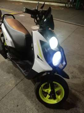 Se vende hermosa moto bwis gangaso