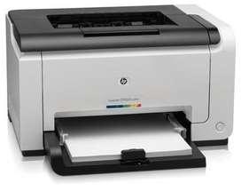 Impresora Láser Color Jet Hp 1025nw Wifi y ethernet – A4