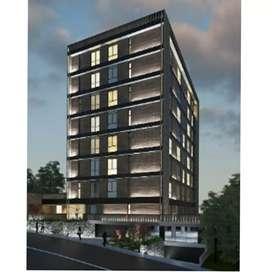 Proyecto inmobiliario edificio de departamentos en planos en venta bien ubicado de 1,2,3 dormitorios en baños yanuncay