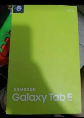 Vendo Samsung Galaxy Tab E