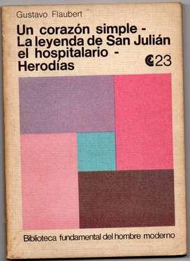 UN CORAZÓN SIMPLE / HERODÍAS G. FLAUBERT
