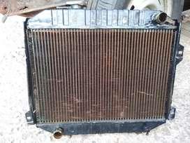 Radiador de Ford Taunus guía