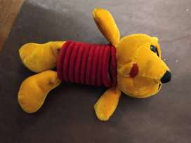 muñeco resorte pooh