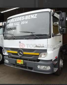 Mercedes Benz, atego 1222