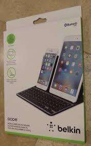 Belkin Mobile Wireless Keyboard IOS / ANDROID.