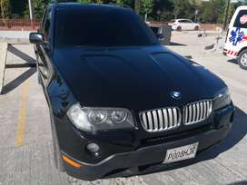 BMW X3 2008 SUPER NITIDA