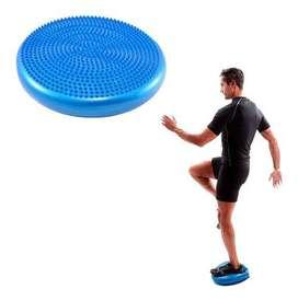 Cojín Equilibrio Balanceo Terapia Pilates Yoga