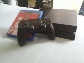 PS4 usada en espectacular estado