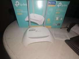 Se vende router Tp-Link