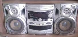 Vendo Radio equipo (En buen estado de funcionamiento)