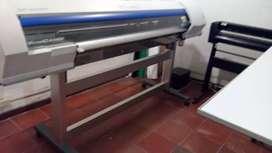 Vendo plotter de impresión y corte Roland