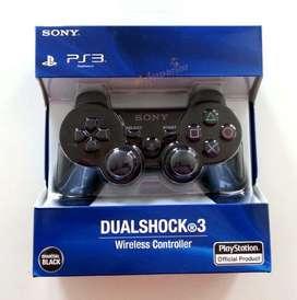 Joystick Ps3 Sony Dualshock Plystation Original En Caja Obelisco Play 3