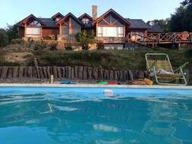 Alquiler de casa grande con vista panorámica