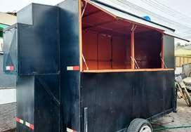 Food Truck - Camión de Comidas