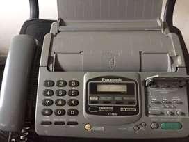 TELEFAX Panasonic KX F890