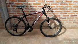 Bicicleta vairo 3.8 rodado 26 talla M