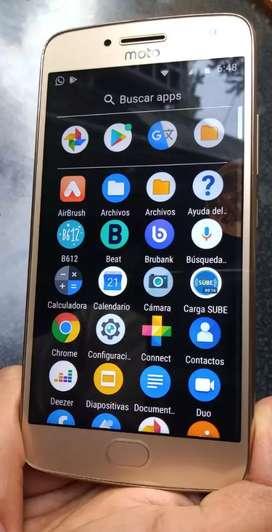 Motorola Moto G5 Plus Dual Sim liberado