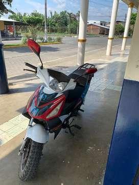 Moto tundra Rumba 125