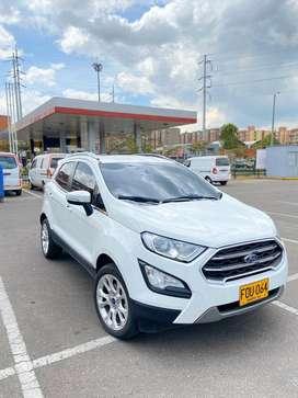 Ford Ecosport 2019 Titanium Full Equipo