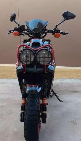 Moto nexus 150cc