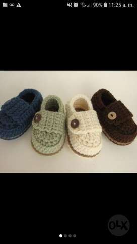 Zapatos Tejidos para Bebé Economicos