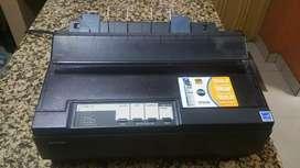 Vendo impresora matricial sin uso