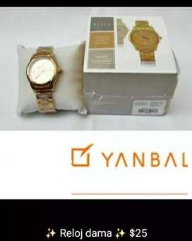 Promocion reloj dama