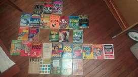 venta coleccion almanaque mundial