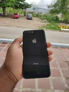 A la venta iPhone 8 plus 64gb excelente estado